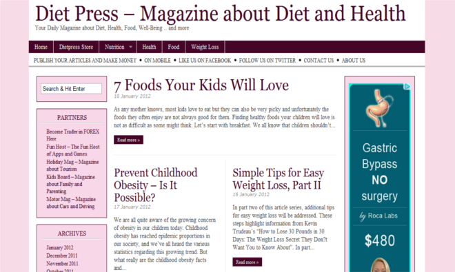 Discover the Services Powered by WebMobiTech - Diet Press Magazine
